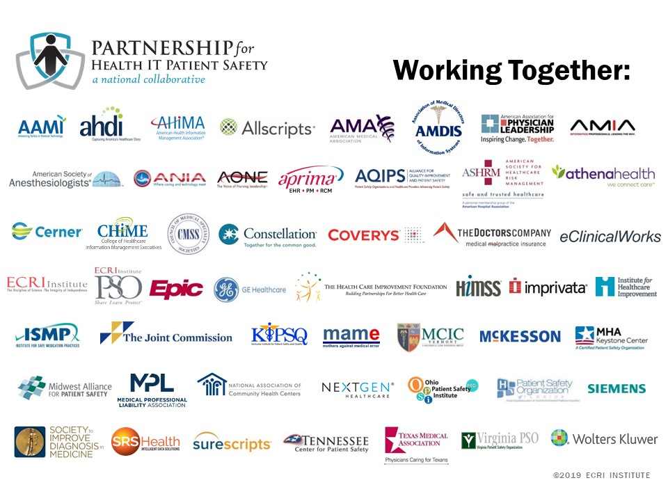 Who is part of the Partnership?