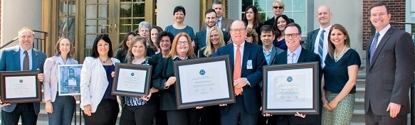 Reading Health Supply Chain Award Winners
