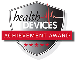 The Health Devices Achievement Award: Recognizing